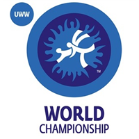 2020 Wrestling World Championships Logo