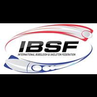 2018 European Bobsleigh Championship Logo