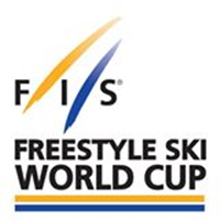 2018 FIS Freestyle Skiing World Cup Dual Moguls Logo