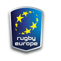 2019 Rugby Europe Women Sevens Grand Prix Series 1 Logo