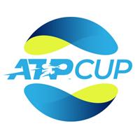 2021 Tennis ATP Cup Logo