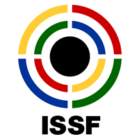 2018 ISSF Shooting World Cup Shotgun Logo