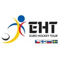 2021 Euro Hockey Tour - Carlson Hockey Games Logo