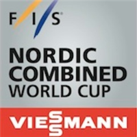 2021 FIS Nordic Combined World Cup Logo