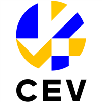2020 European Volleyball Championship U17 Women Logo