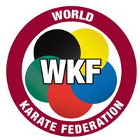 2020 Karate World Championships Logo
