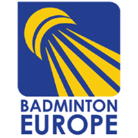 2019 European U17 Badminton Championships Logo