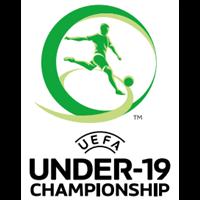 2021 UEFA U19 Championship Logo