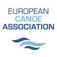 2017 European Canoe Slalom Championships Logo