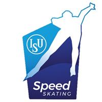 2019 Speed Skating World Cup Logo