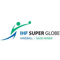 2021 Handball Super Globe Logo