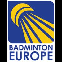 2017 European Team Badminton Championships Logo