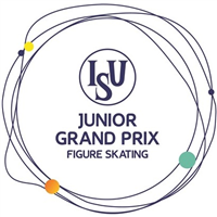 2016 ISU Junior Grand Prix of Figure Skating Logo