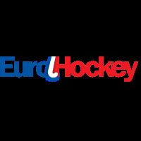 2022 EuroHockey Indoor Championships - Women Logo