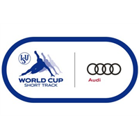 2018 Short Track Speed Skating World Cup Logo