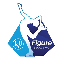 2018 ISU Grand Prix of Figure Skating Internationaux de France Logo
