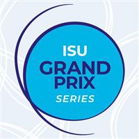 2021 ISU Grand Prix of Figure Skating - Cup of China Logo