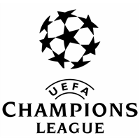 2020 UEFA Champions League Round of 16 1st leg Logo