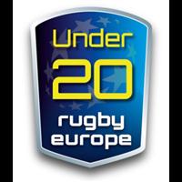 2019 Rugby Europe U20 Championship Logo