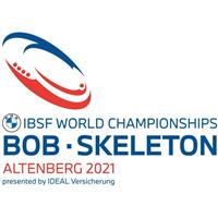 2021 World Bobsleigh Championships - Week 2 Logo