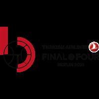 2016 Euroleague Basketball Final Four Logo