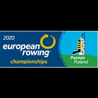 2020 European Rowing Championships Logo