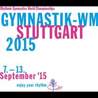 2015 World Rhythmic Gymnastics Championships Logo
