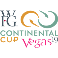 2019 Curling Continental Cup Logo