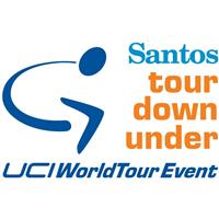 2016 UCI World Tour Tour Down Under Logo