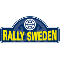 2019 World Rally Championship Rally Sweden Logo