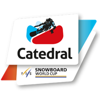 2018 FIS Snowboard World Cup Snowboardcross Logo