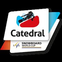 2018 FIS Snowboard World Cup Snowboardcross Logo