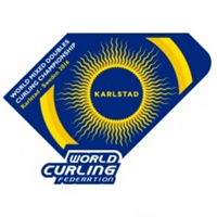 2016 World Mixed Doubles Curling Championship Logo