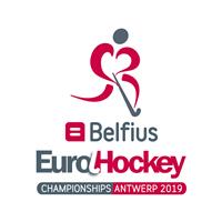 2019 EuroHockey Championships Logo