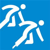 2018 Winter Olympic Games Day 2 Logo