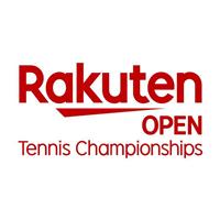 2019 Tennis ATP Tour Rakuten Japan Open Tennis Championships Logo