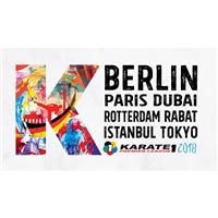 2018 Karate 1 Premier League Logo