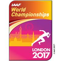 2017 IAAF Athletics World Championships Logo