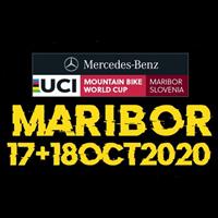 2020 UCI Mountain Bike World Cup Logo