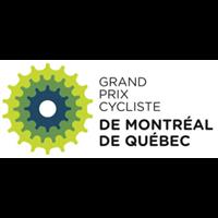 2015 UCI World Tour GP de Québec Logo