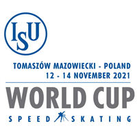2022 Speed Skating World Cup Logo