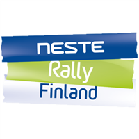 2019 World Rally Championship Rally Finland Logo