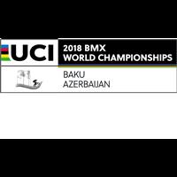 2018 UCI BMX World Championships Logo