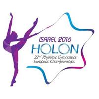 2016 European Rhythmic Gymnastics Championships Logo