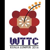 2016 World Table Tennis Championships Teams Logo