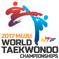 2017 World Taekwondo Championships Logo