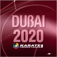 2020 Karate 1 Premier League Logo