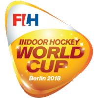 2018 Indoor Hockey World Cup Logo