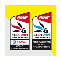 2019 BWF Badminton World Championships Logo