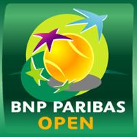 2018 WTA Tennis Premier Tour BNP Paribas Open Logo